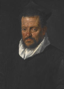 Portrait of a Priest