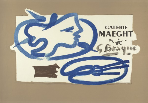 Galerie Maeght, G. Braque