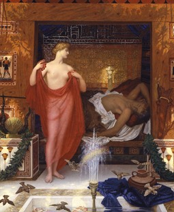 Hera in the House of Hephaistos