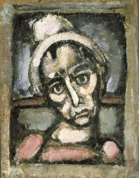 Head of a Clown
