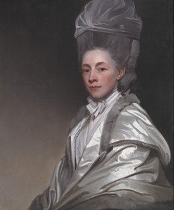 Portrait of Jane Dawkes Robinson
