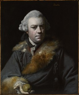Portrait of Thomas Bowlby