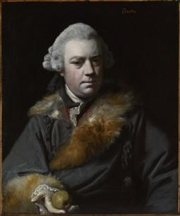 Portrait of Thomas Bowlby