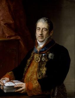Portrait of Juan Miguel de Grijalba