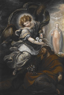 The Dream of St. Joseph