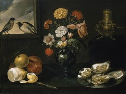 Still Life with the Four Elements