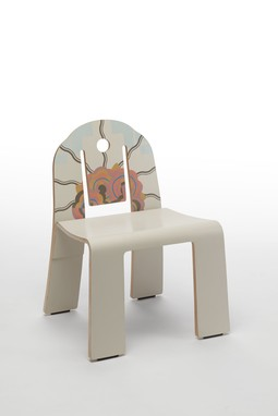 Art Deco side chair. Robert Venturi (American 1925-) Denise Scott Brown (American 1931-) Knoll International (American) 1979-1984 2008.222  sc 1 st  Indianapolis Museum of Art Collection Search & Indianapolis Museum of Art Collection Search