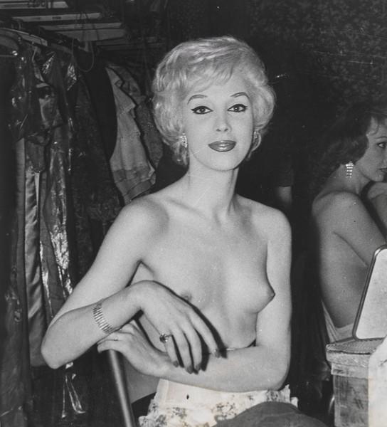 from Roberto vintage transgendered artwork