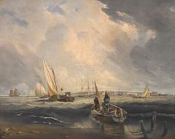 Bligh Sands, Sheerness