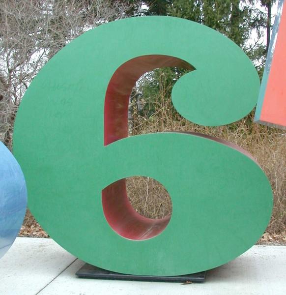 Numbers (six)