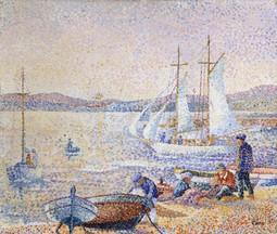 Evening at the Port (Soirée au Port)