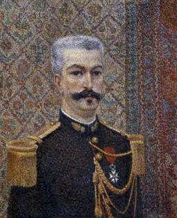 Portrait of Monsieur Pool