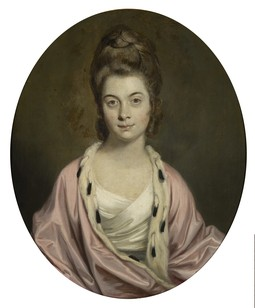 Portrait of Mrs. Thomas Watkinson Payler