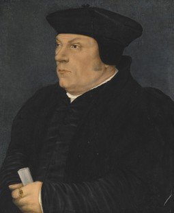 Portrait of Lord Chancellor Thomas Cromwell