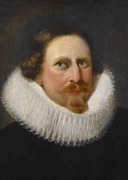 Portrait of a Man in a Ruff