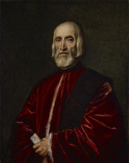 Portrait of Andrea de' Franceschi
