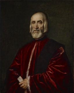 Portrait of Andrea de' Franceschi