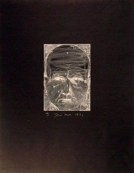 Self-Portrait as a Negative