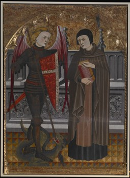 St. Michael and St. Amador