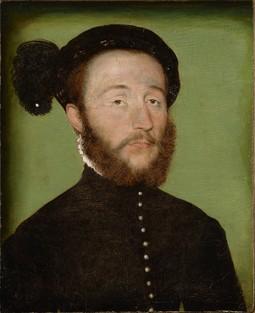 Portrait of René du Puy du Fou