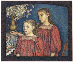 The Two Sisters or The Serruys Sisters