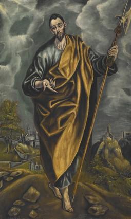 St. Judas Thaddaeus or St. Thomas