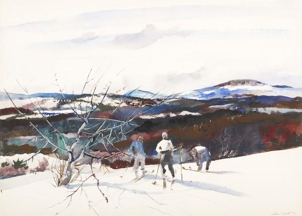 From Mount Kearsarge